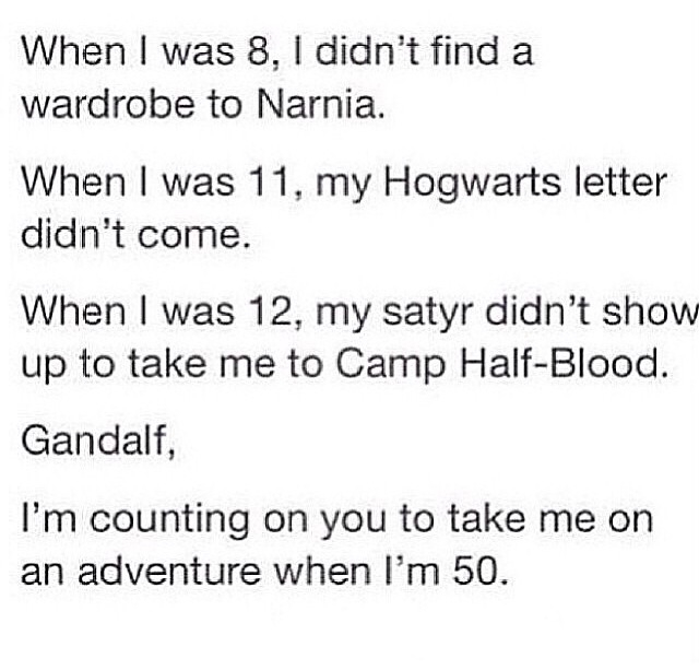 books, gandalf, and harry potter image