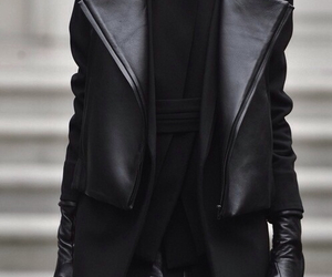 all, jacket, and leather image