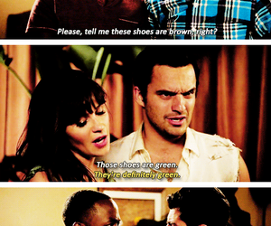 quotes, nick miller, and schmidt image