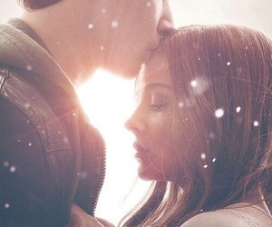 if i stay and couple image