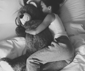 teddy and love image
