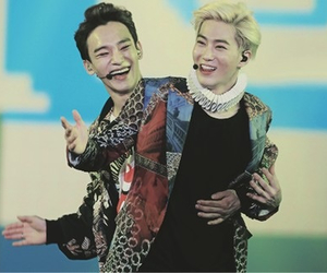 Chen, suho, and suchen image