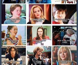 Breakfast Club, Clueless, and legally blonde image