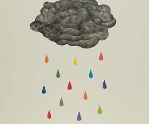 rain and clouds image