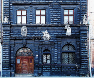 architecture, building, and lviv image