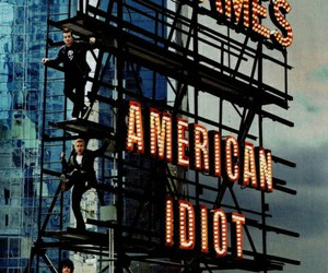 green day, tre cool, and american idiot image