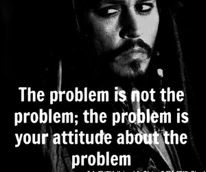 quote, jack sparrow, and problem image