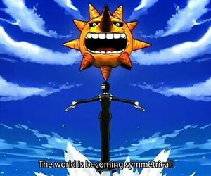 soul eater, symmetrical, and symmetry image