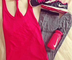 nike, trainers, and style image