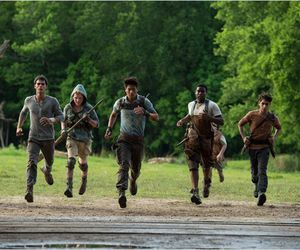 frypan, thomas, and the maze runner image