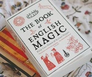 book, english, and magic image