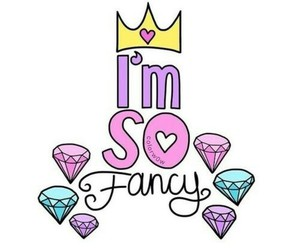 fancy, diamond, and pink image