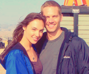 paul walker, fast and the furious, and gal gadot image