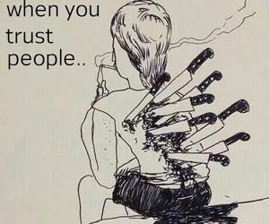 sad, exfriends, and true image