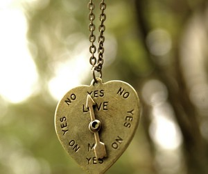 love, no, and vintage image