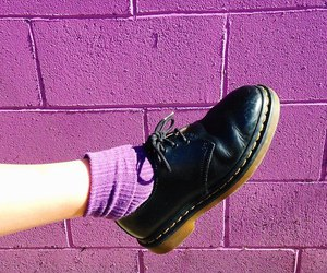 shoes, cute, and purple image