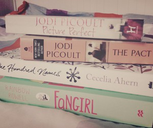 books, jodi picoult, and the pact image