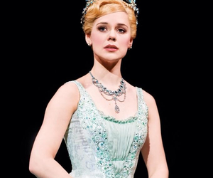 broadway, wicked, and glinda image