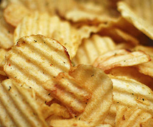 chips, food, and yummy image