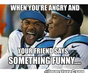 angry, best friends, and funny image