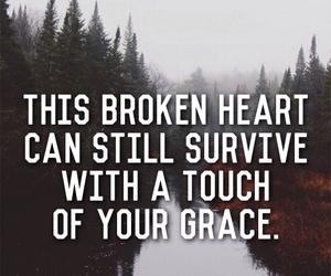 broken, broken heart, and ex image