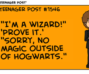 funny, hogwarts, and lol image