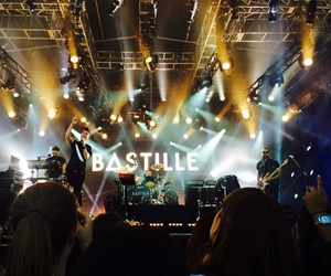 band, bastille, and british image
