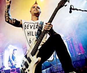 a7x, johnny christ, and avenged sevenfold image
