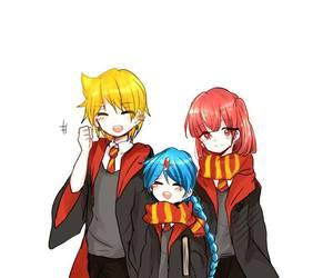 aladdin, gryffindor, and kawaii image