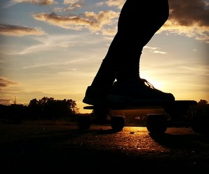 shoes, sun, and summer image
