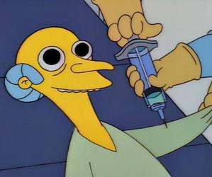 simpsons, drugs, and the simpsons image