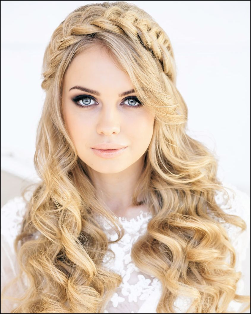 nice wedding hairstyles for long hair - Style Lizie