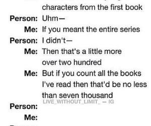 books, fandom, and freak image