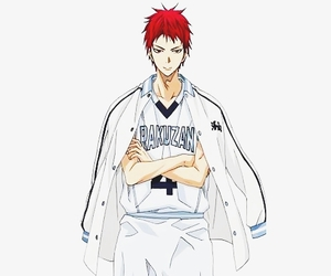 Akashi, anime, and Basketball image
