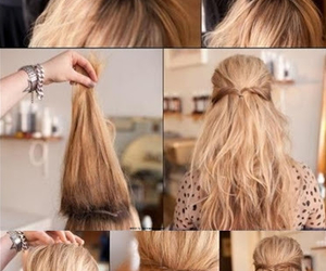 blonde, Easy, and style image