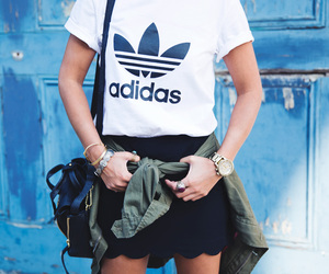 adidas, casual, and chic image