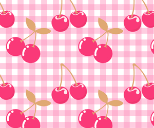 background, wallpaper, and cherry image