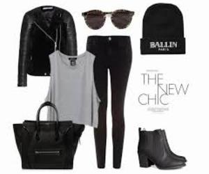 black, loved, and Polyvore image