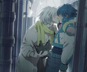 clear, aoba, and yaoi image