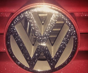 car, Logo, and volkswagen image