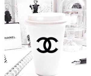 chanel, style, and black and white image