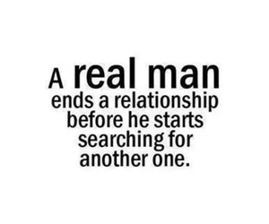 Relationship and man image