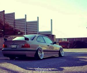 bmw, tuning, and e36 image