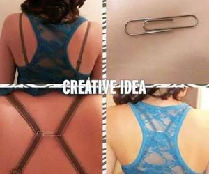 diy, ideas, and bra image