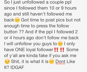 these hoes ain't loyal and fake ppl these days image