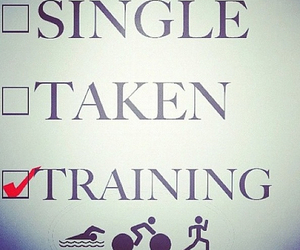 training, fitness, and single image