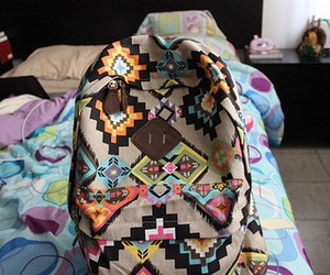 fashion, bag, and backpack image