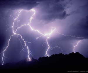 lightning, storm, and Zues image