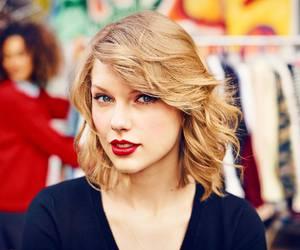 girl, pretty, and taylorswift image