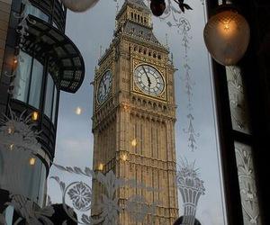 Big Ben, london, and window image